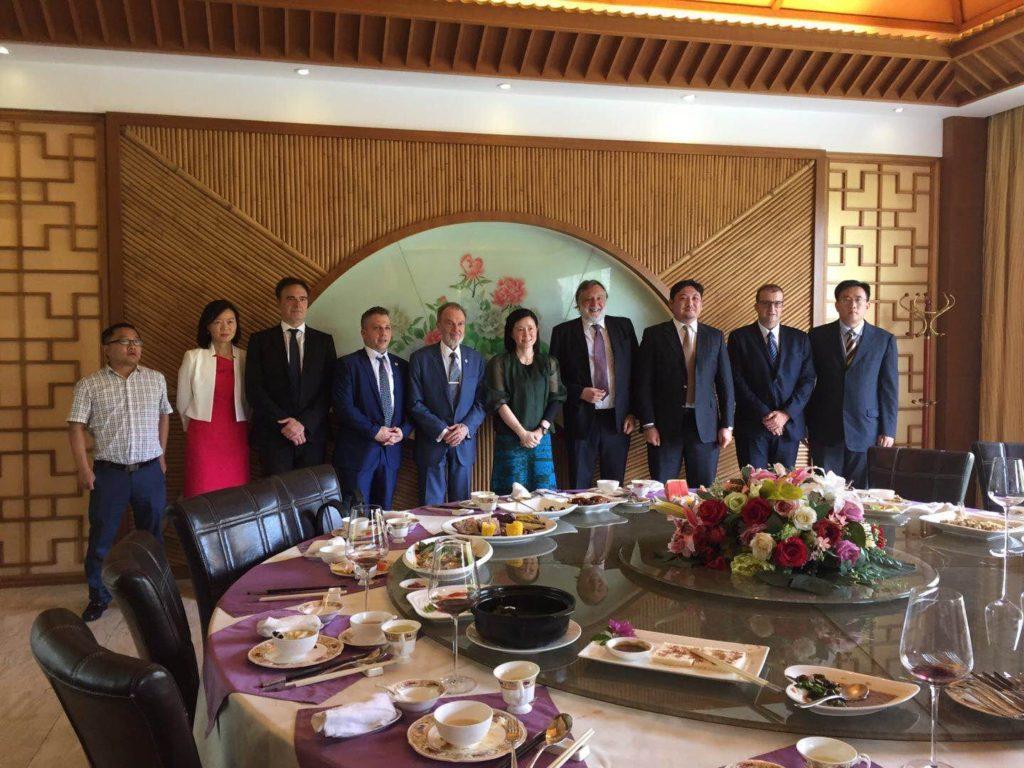 Fotografía Misión Comercial China 2